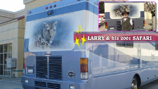 Safari Motorhome repair and paint center for los angeles and simi valley ca