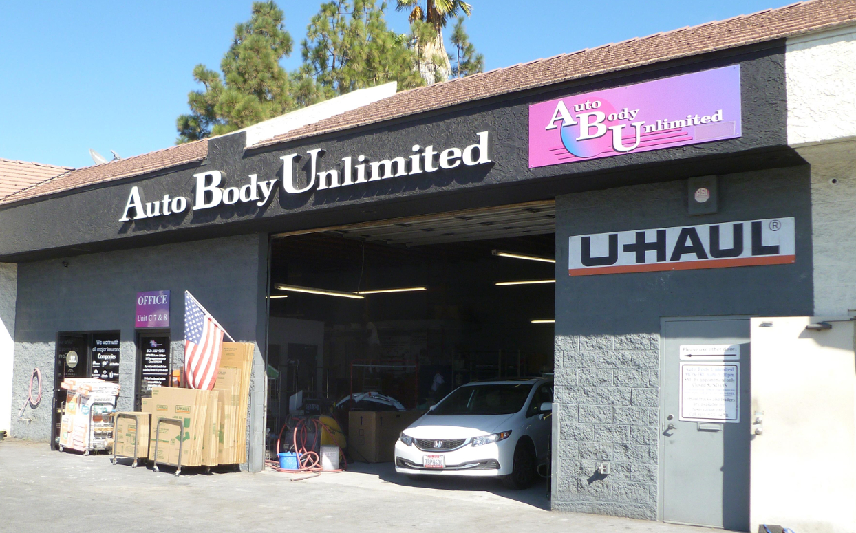 Auto Body Unlimited The Crash Doctor New Location